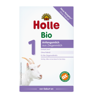 Holle Organic Infant Goat Milk Formula 1