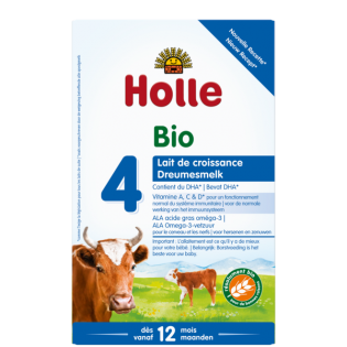 Holle Organic Growing-up Milk 4  - 10 Boxes