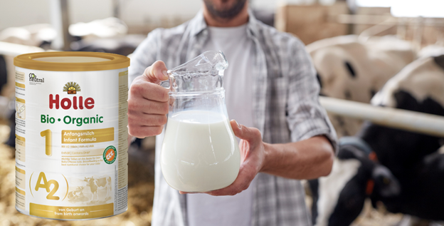 Benefits of A2 Milk & Holle's Infant Cow Milk